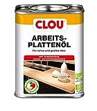 Clou Arbeitsplatten-Öl für rohes und geöltes Holz,...