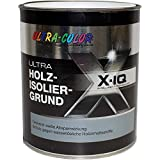 2 x 2 l Ultra Color ULTRA Isoliergrund Holzisoliergrund...