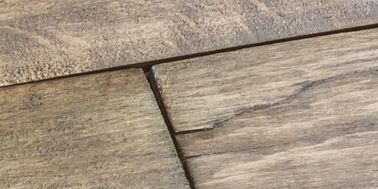 Holzschutz mit Öl