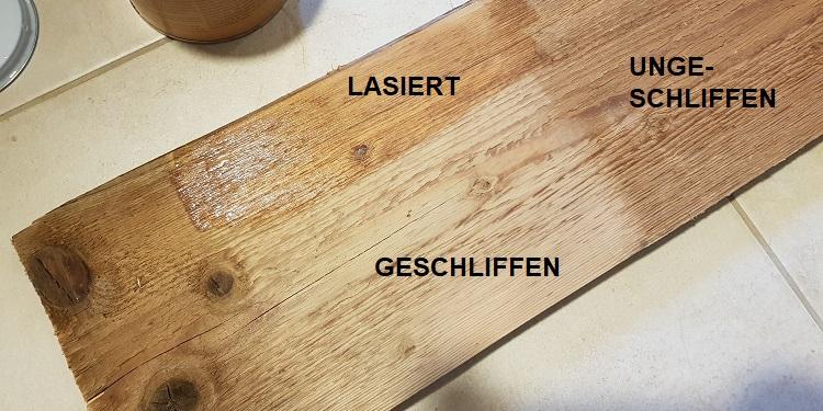 Lasur - Schliff - Ungeschliffen