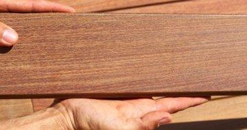 Welches Holz muss man nicht streichen