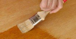 Holz Grundierung Innen