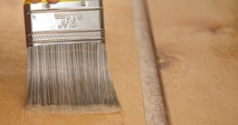 Holzlasur für außen innen verwenden